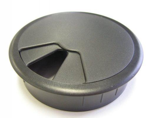 Kabeldop kunststof Ø60mm