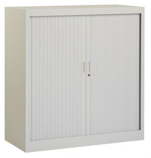 Roldeurkast 105x100x45cm