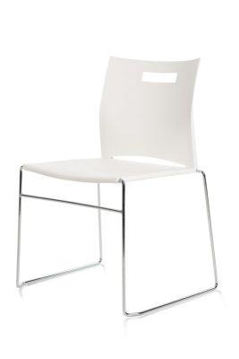Kantine / bijzetstoel Como