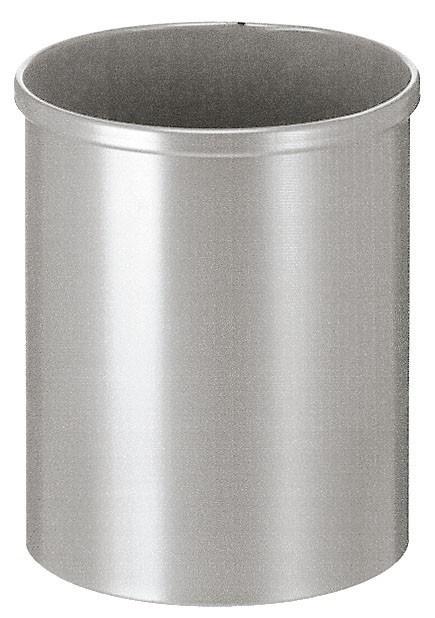 Afvalbak metaal 15 liter