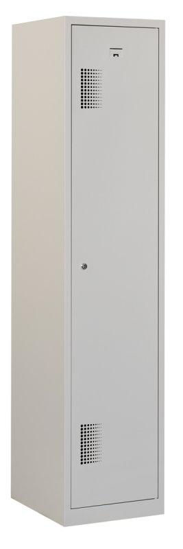 Premium garderobekast 40cm breed, 1-koloms, 1-deurs.