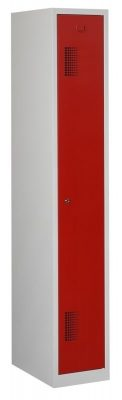 garderobekast 30cm breed - 1 kolom - 1 deur