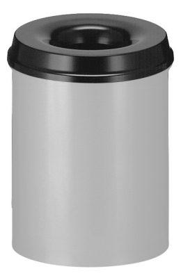 Vlamdovende afvalbak 15 liter