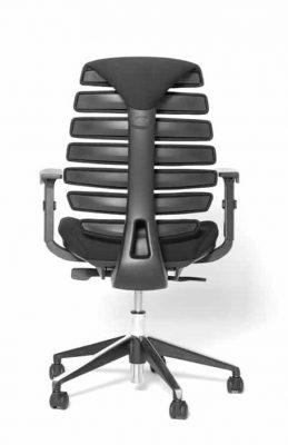 Schaffenburg ruggengraat bureaustoel