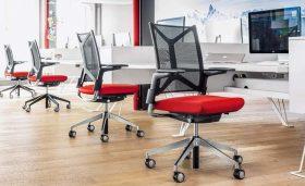 bureaustoel thuiswerkplek