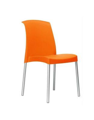Kantinestoel Jamy oranje