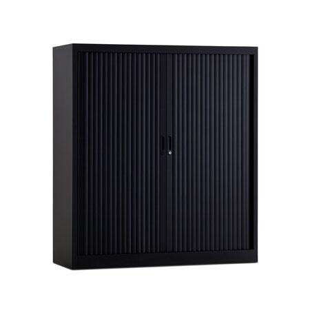 Roldeurkast 135x120c45cm.