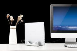 Aluminium laptopstandaard 1507