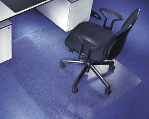 Stoelmat voor tapijtvloeren